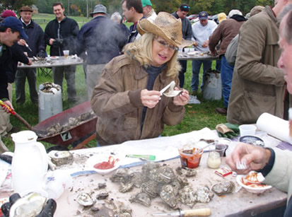My Friend Debbie - Oyster Roast