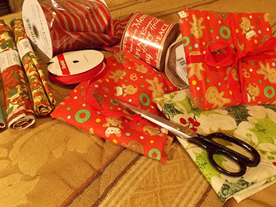 Wonderful Christmas Wrapping