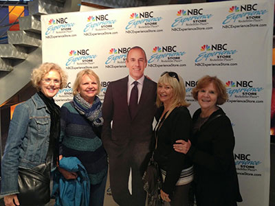 Visit NBC in New York City