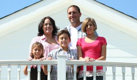 Christina, Michael, Madelin, Myke, and Caitlin