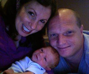 Dorena, Dominic, & Baby