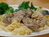 My Friend Debbie - Beef Stroganoff