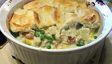 My Friend Debbie - Christy's Chicken Pot Pie