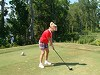 My Friend Debbie - Scotch Hall Preserve Golf and Edenton, North Carolina