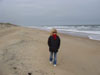 My Friend Debbie - The Outer Banks of North Carolina in the Winter!