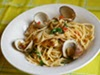 My Friend Debbie - Nags Head Recipes: Spaghetti with Clams and Garlic