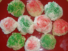 My Friend Debbie - Soft Drop Sugar Cookies