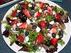 My Friend Debbie - Cooking with Kids Recipe: Red, White and Blue Salad