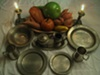 My Friend Debbie - The First Thanksgiving Table