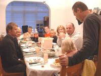 My Friend Debbie - A Good Dinner Guest