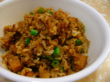 My Friend Debbie - Turkey Fried Rice