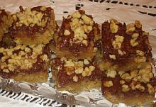 My Friend Debbie - Walnut Toffee Bars