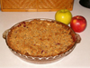 My Friend Debbie - Apple Crumb Pie