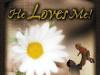 "My Friend Debbie - Book Review: ""He Loves Me"" by Wayne Jacobsen"