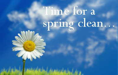 Spring Cleanse for your Body