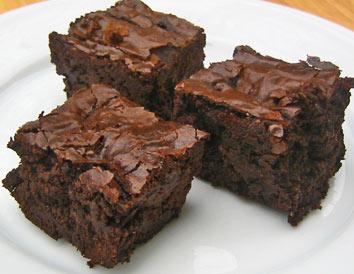 Homemade Brownies - Melinda Henderson