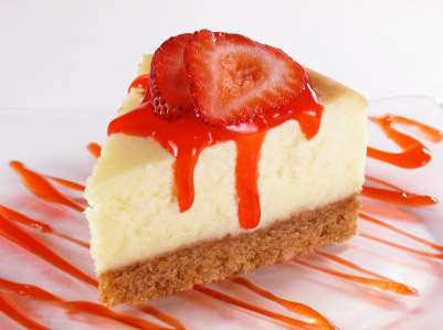Easy Cheesecake - Melinda Henderson