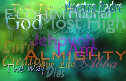 Names of Our God, Part 1: Jehovah-Jireh, The Lord Provider - Melinda