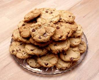 Chocolate Chip Cookies - myfriendDebbie.com