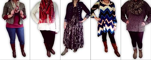 myFriendDebbie.com - Fall Fashion Wardrobe