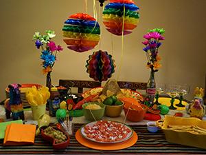 myfrienddebbie.com – Hosting a Fiesta Night