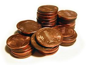 A Penny Saved is a Penny Earned