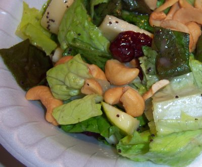My Friend Debbie - Poppy Seed Turkey Salad
